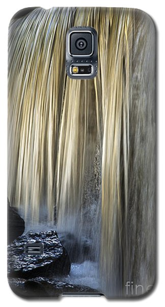 Galaxy S5 Case featuring the photograph Margaret River Waterfall by Serene Maisey
