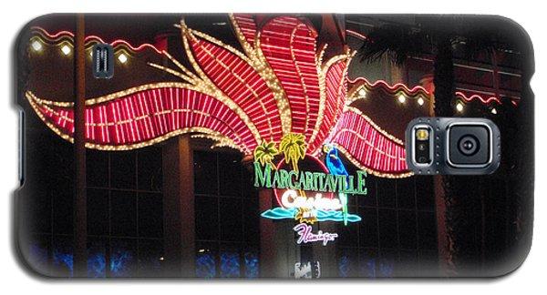 Margaritaville Las Vegas Nevada Galaxy S5 Case
