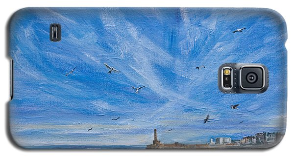 Margate Skies Galaxy S5 Case