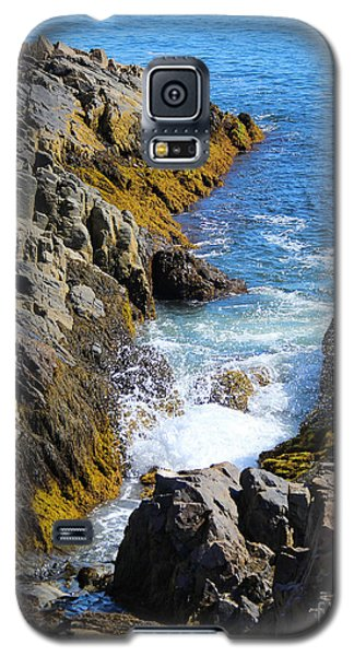 Marginal Way Crevice Galaxy S5 Case