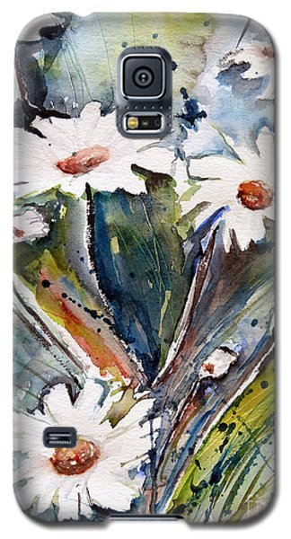 Marguerites Galaxy S5 Case by Ismeta Gruenwald