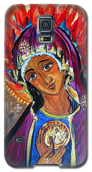 Maria Of Pentecost Galaxy S5 Case