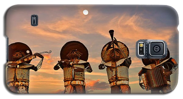 Galaxy S5 Case featuring the photograph Mariachi Band by Christine Till