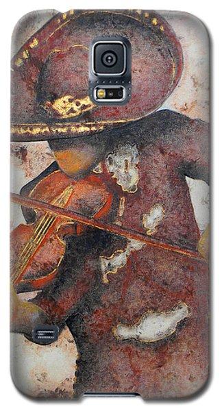 Mariachi I Galaxy S5 Case by J- J- Espinoza
