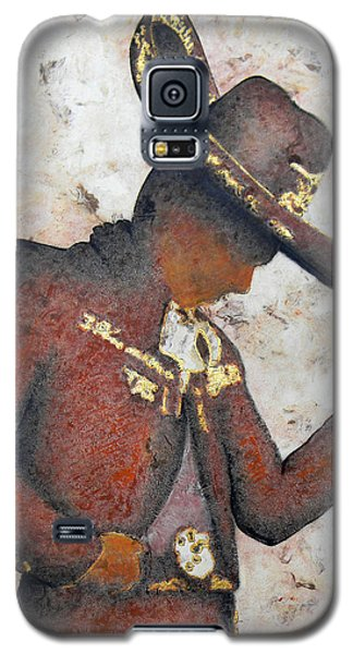 Mariachi  II Galaxy S5 Case by J- J- Espinoza