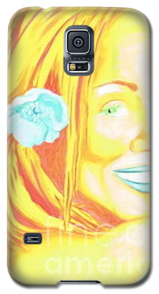 Mariah Galaxy S5 Case