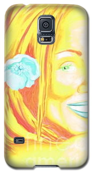 Mariah Galaxy S5 Case