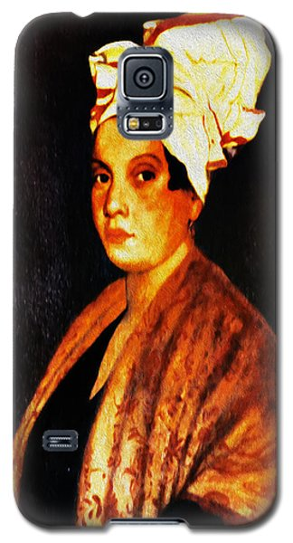Marie Laveau - New Orleans Witch Galaxy S5 Case