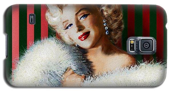 Marilyn 126 D 3 Galaxy S5 Case