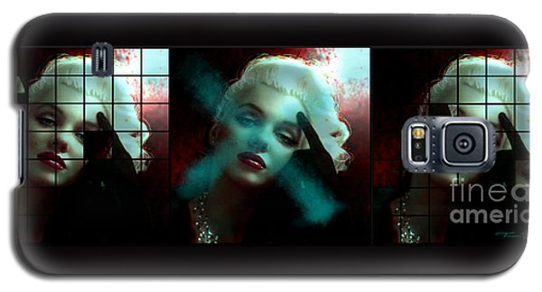 Marilyn 128 Tryp  Galaxy S5 Case