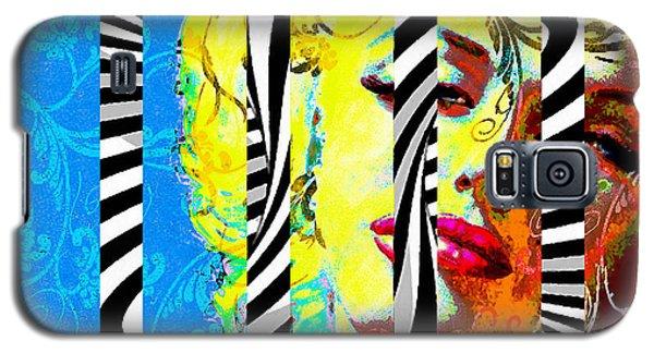 Marilyn 130 B Galaxy S5 Case