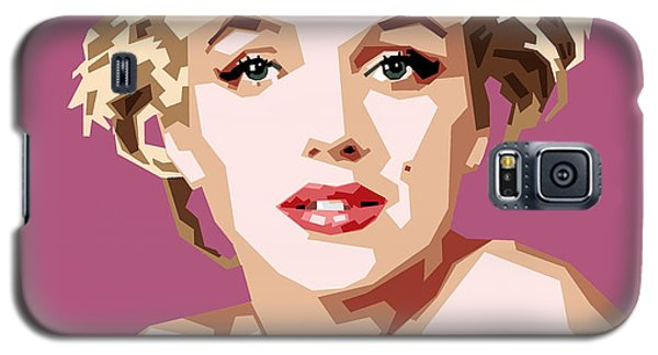 Marilyn Galaxy S5 Case by Douglas Simonson