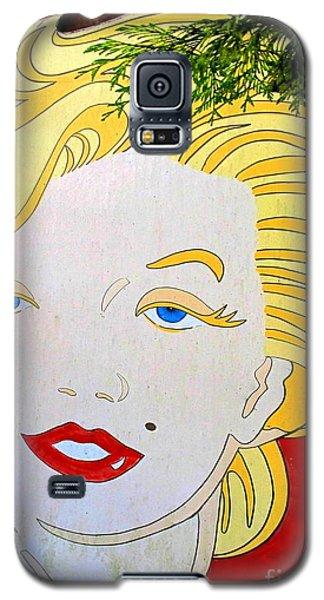 Marilyn Galaxy S5 Case by Ethna Gillespie