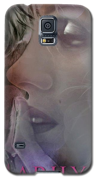 Marilyn In Bokeh Galaxy S5 Case