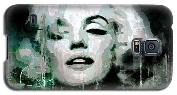 Marilyn Galaxy S5 Case by Kim Gauge