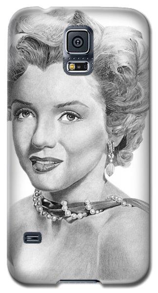 Marilyn Monroe - 016 Galaxy S5 Case