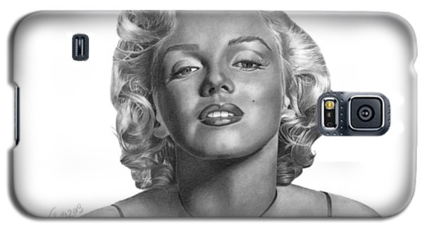 Marilyn Monroe - 018 Galaxy S5 Case by Abbey Noelle