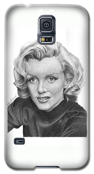 Marilyn Monroe - 025 Galaxy S5 Case