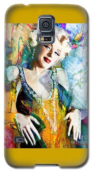 Marilyn Monroe 126 E Galaxy S5 Case