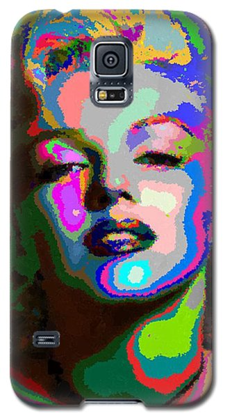 Marilyn Monroe - Abstract 1 Galaxy S5 Case
