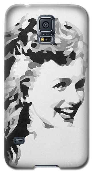 Marilyn Monroe Galaxy S5 Case by Katharina Filus