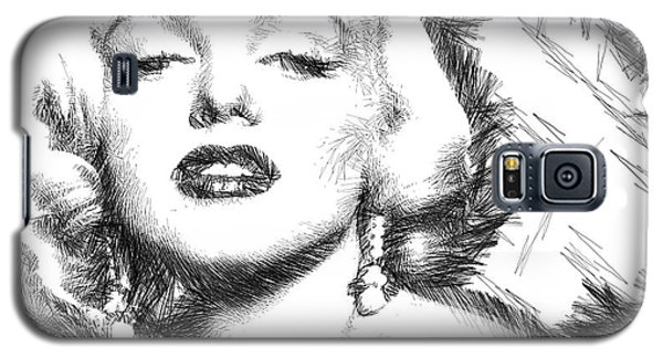 Marilyn Monroe - The One And Only  Galaxy S5 Case