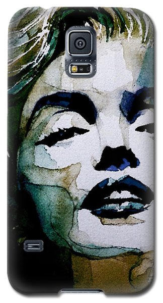 Marilyn No10 Galaxy S5 Case by Paul Lovering