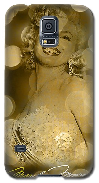 Marilyn Sparkles Galaxy S5 Case