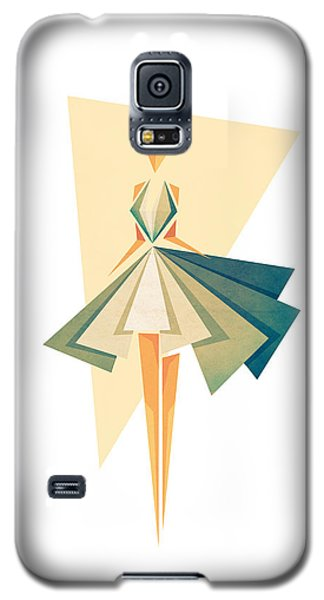 Marilyn Galaxy S5 Case by VessDSign