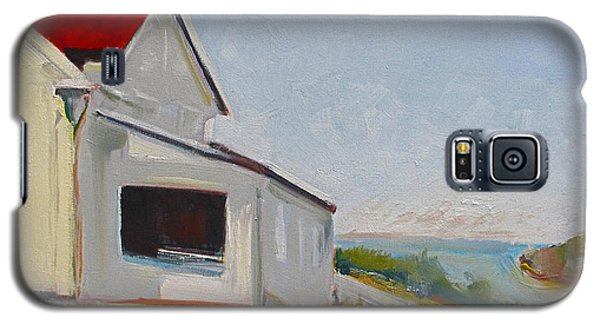 Marin Headlands House Galaxy S5 Case