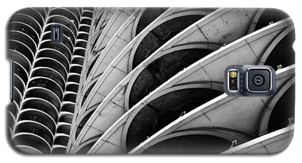Marina City - Chicago 3 Galaxy S5 Case