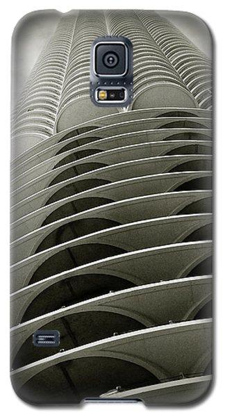 Marina City Chicago Il Galaxy S5 Case
