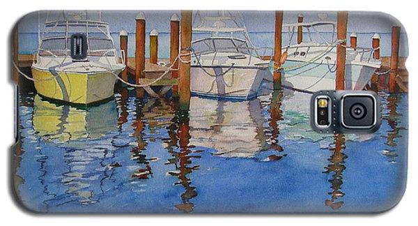 Marina Galaxy S5 Case by Judy Mercer