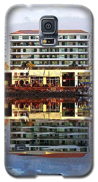 Marina Mazatlan Mirror Galaxy S5 Case