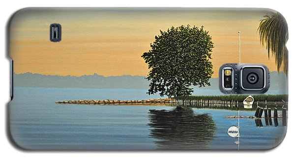Marina Morning Galaxy S5 Case