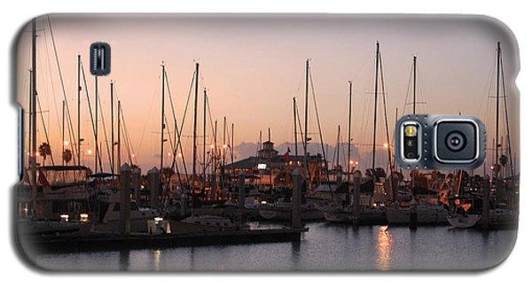 Marina Sunrise 12 Galaxy S5 Case by Leticia Latocki