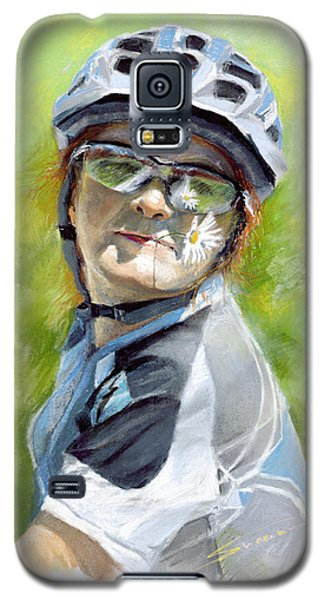 Portret Galaxy S5 Case - Marina by Yuriy Shevchuk
