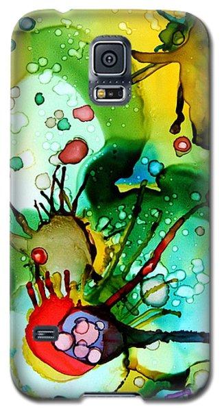 Marine Habitats Galaxy S5 Case