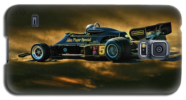 Mario Andretti John Player Special Lotus 79  Galaxy S5 Case