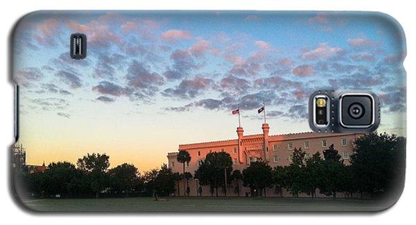 Marion Square Sunrise Galaxy S5 Case