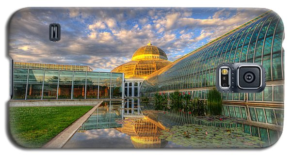 Marjorie Mcneely Conservatory Evening  Galaxy S5 Case