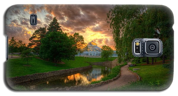 Marjorie Mcneely Conservatory Reflections Galaxy S5 Case