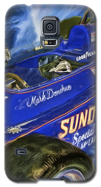 Mark Donohue 1972 Indy 500 Winning Car Galaxy S5 Case