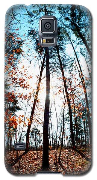 Mark Twain Forest Galaxy S5 Case