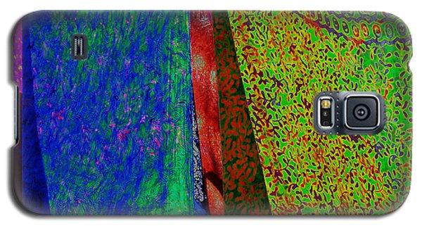 Market Batiks Galaxy S5 Case by Deborah Smith