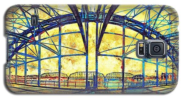 Market Street Bridge Arch Galaxy S5 Case