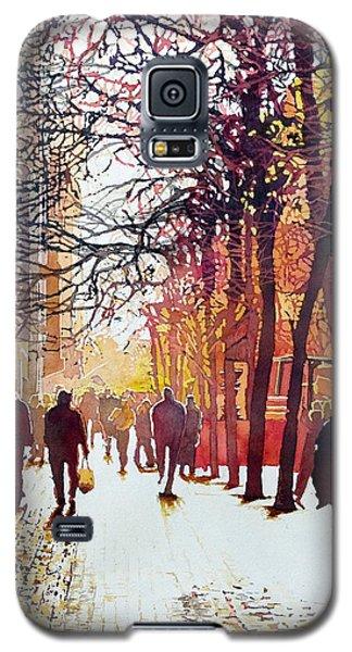 Market Street Galaxy S5 Case