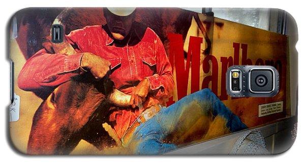 Marlboro Man Galaxy S5 Case by Ed Weidman