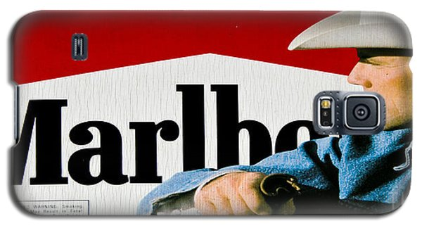Marlboro Man Galaxy S5 Case