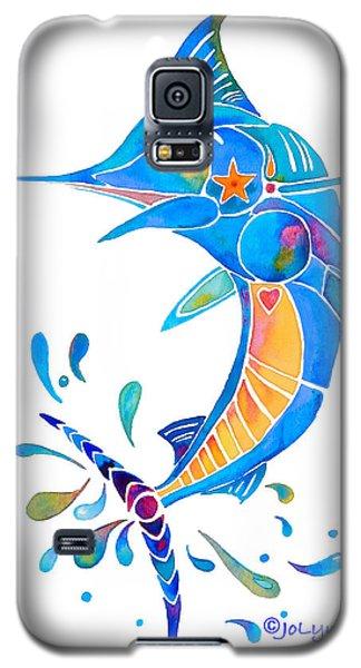 Marlin Dance Of Color Galaxy S5 Case